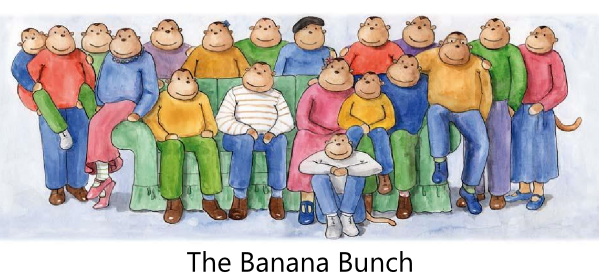 The Banana Bunch